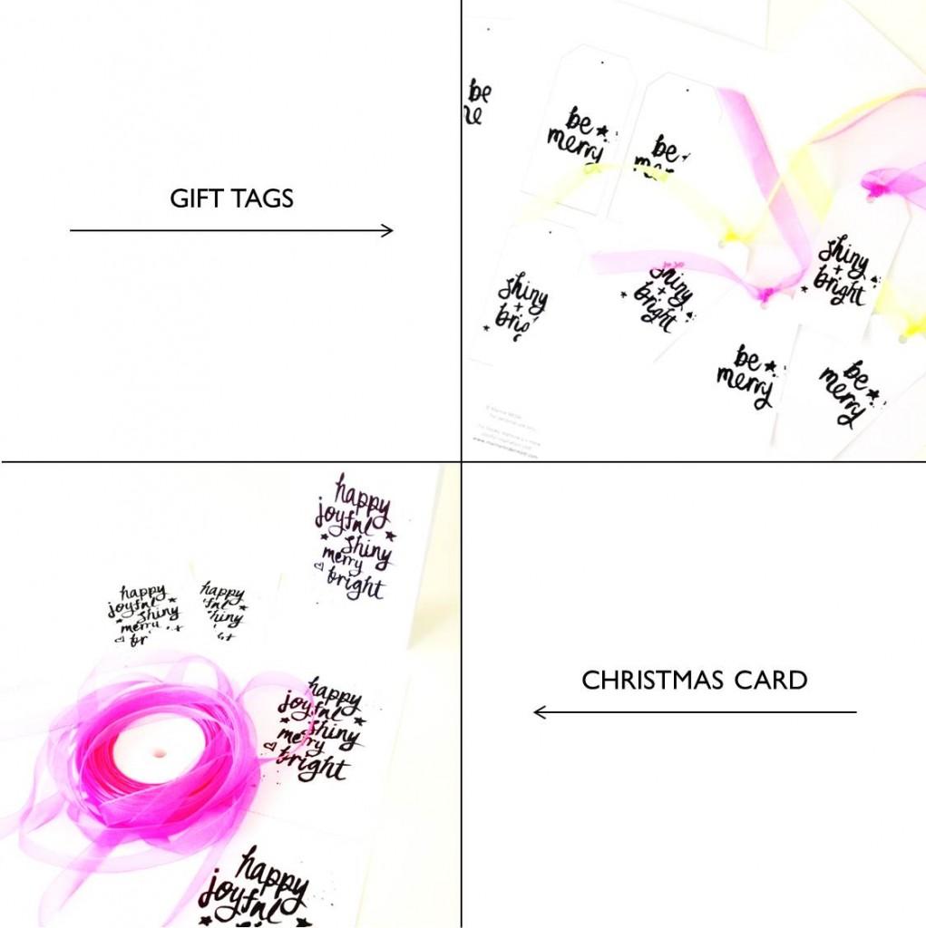 Marnie McDermott _ Christmas tags cards 3